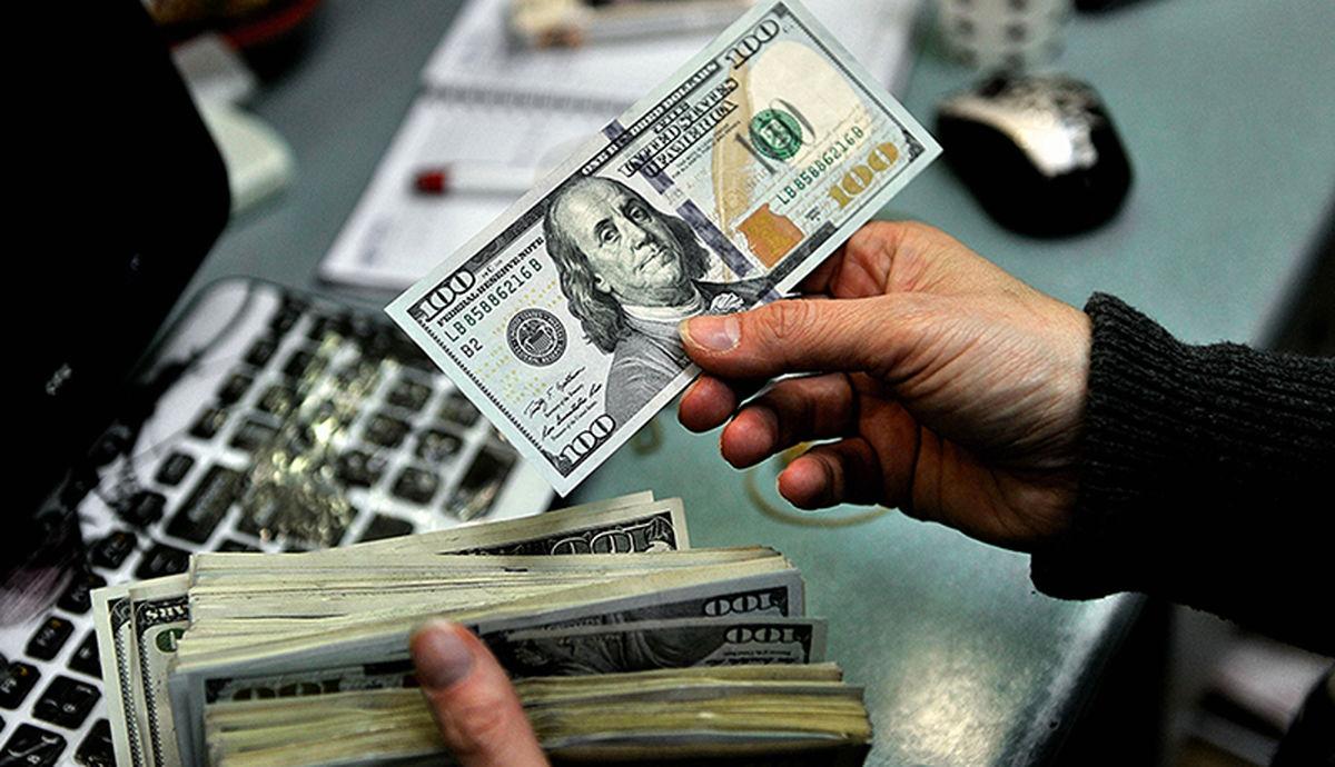 بازگشت دلار صرافیها به کانال ۲۳ هزار تومان