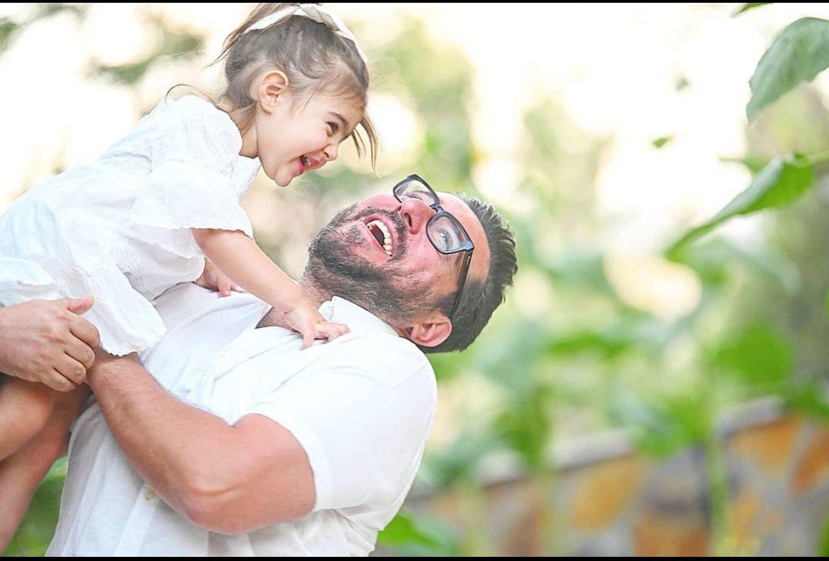 تولد لاکچری دختر محسن کیایی