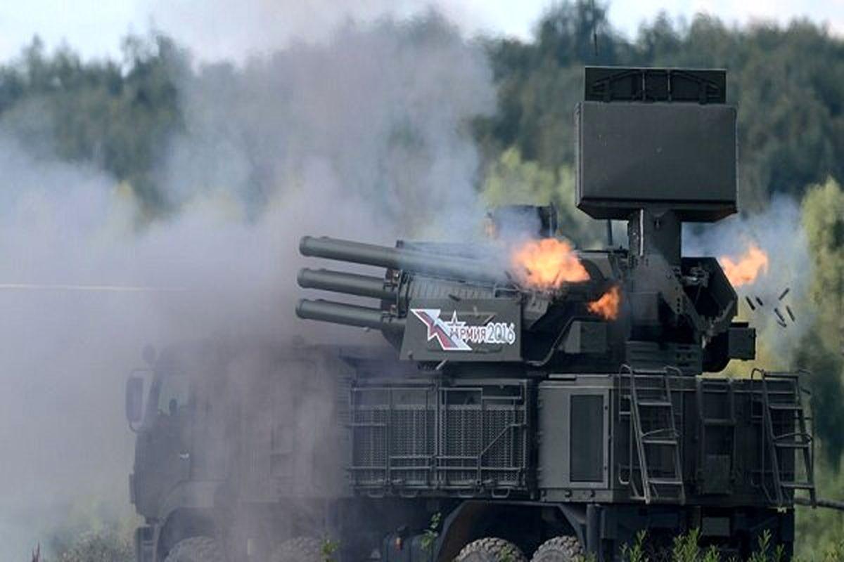 آتشبار روسی علیه اسرائیل