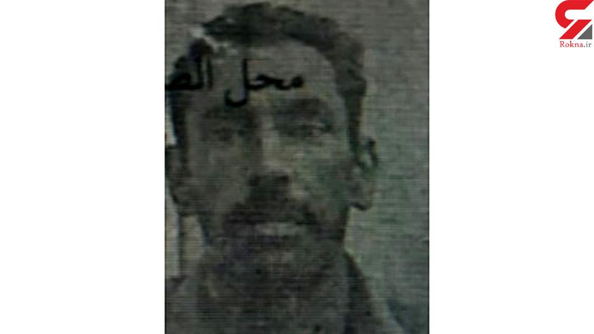 عامل قتل عام 8 نفر در صبح امروز اهواز +عکس