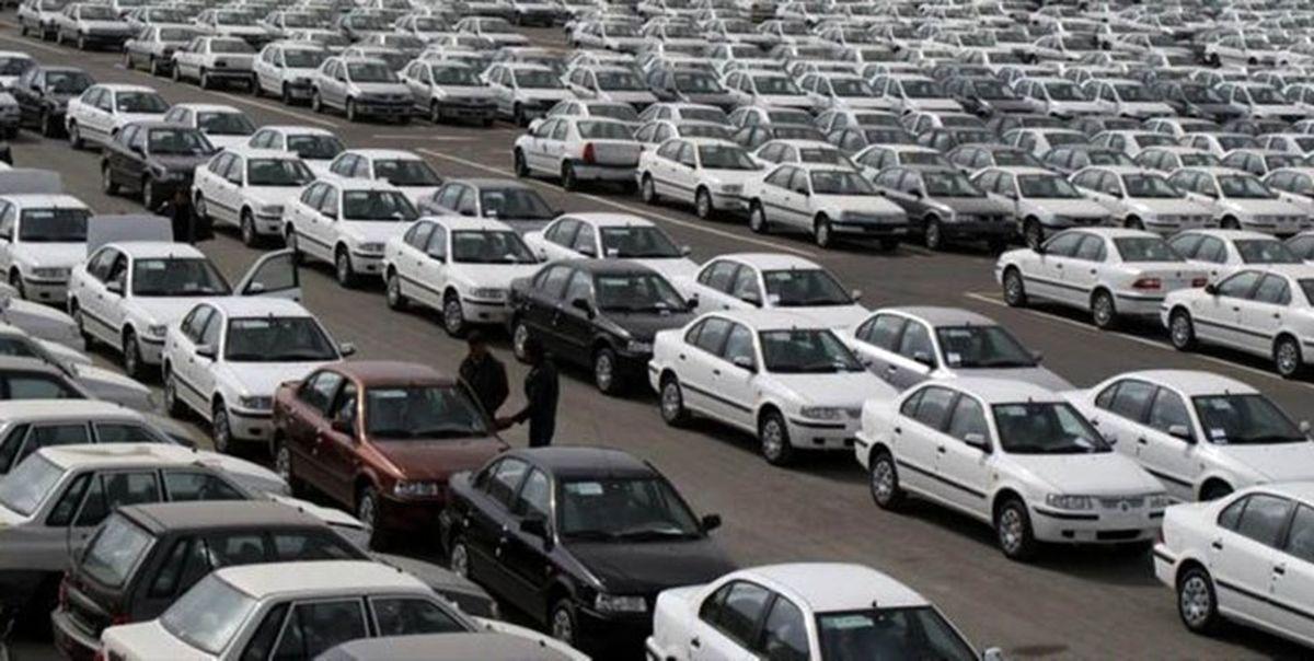 خریداران منتظر کاهش قیمت خودرو +قیمت های روز