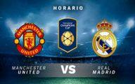 فیلم: خلاصه بازی منچستریونایتد ۲ - رئال مادرید ۱