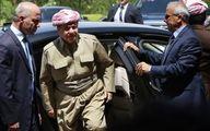 «مسعود بارزانی» برای ترامپ یک مشکل است