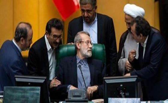 فیلم: درگیری لفظی در مجلس