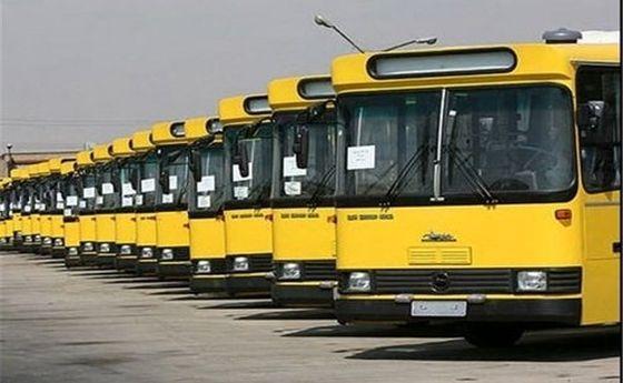تمهیدات اتوبوسرانی برای مراسم ۲۲ بهمن