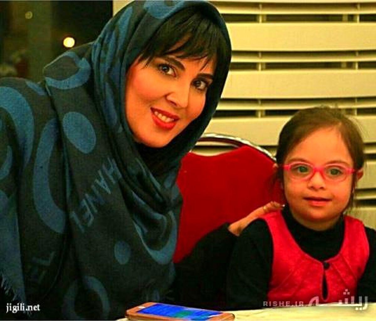 «لیلا بلوکات»  ۸ بچه دارد! +تصاویر