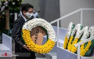 تصاویر: شینزو آبه در هفتادمین سالگرد بمباران اتمی - ناگازاکی