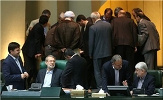 ۱۳ نفر کاندیدای ناظری هیأت رئیسه مجلس شدند