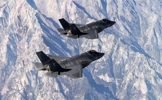 واکنش نتانیاهو به تعلیق فروش اف-۳۵ به امارات