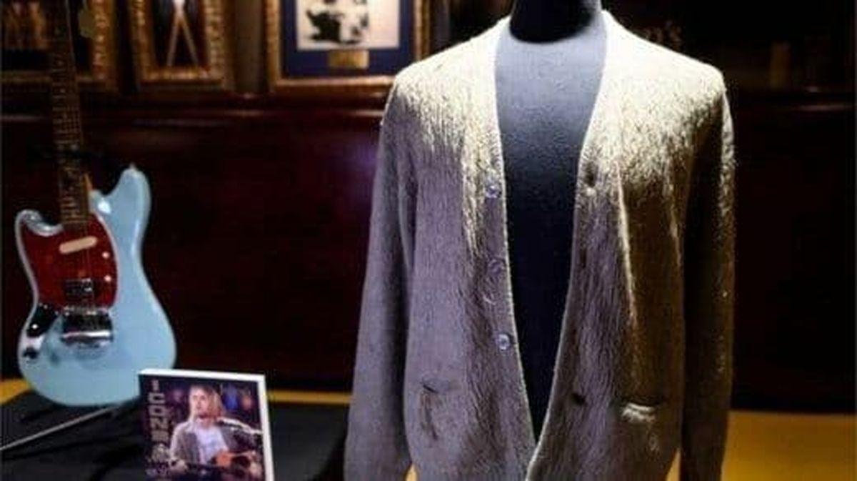 قیمت نجومی فروش یک ژاکت سوخته +عکس