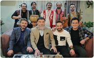 سید جواد هاشمی در «شام ایرانی» +عکس