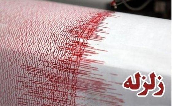 وقوع زمینلرزه ۴/۹ ریشتری در حوالی جزیره ابوموسی