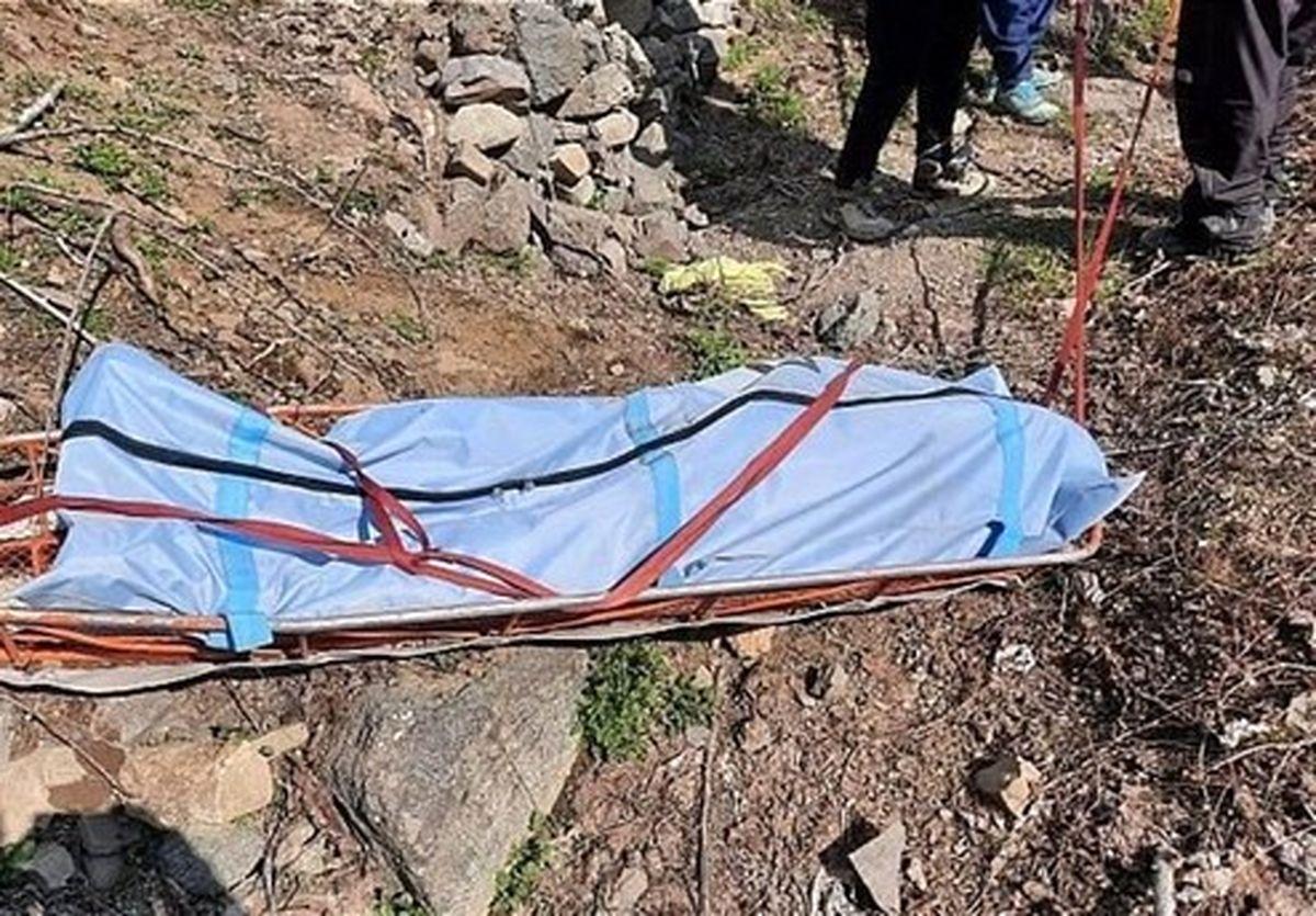 سقوط مرگبار کوهنورد در جاده سولقان +تصاویر