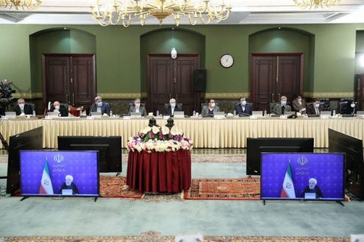 تأکید روحانی بر لزوم تعامل سازنده و تفاهم با مجلس