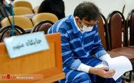 تصاویر: کیف با ارزش محمد امامی در دادگاه
