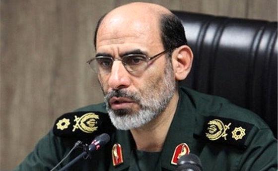 سردار سپهر: تفکر جهادی باید گسترش پیدا کند
