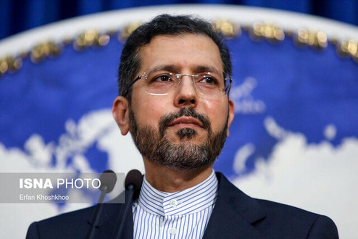 پاسخ خطیبزاده به واکنشها درباره حضور طالبان در ایران