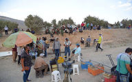 تصاویری از سکانسهای دفاع مقدسی «ایلدا»