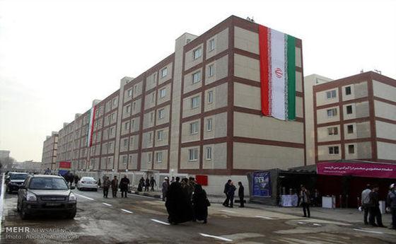تهران از طرح ملی مسکن حذف شد
