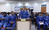 تصاویر: ششمین جلسه رسیدگی به اتهامات متهمان پرونده پدیده