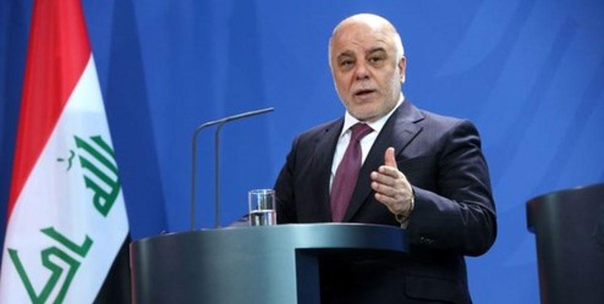 انتقاد حیدر العبادی به رأی ممتنع عراق به طرح ضد ایرانی آمریکا