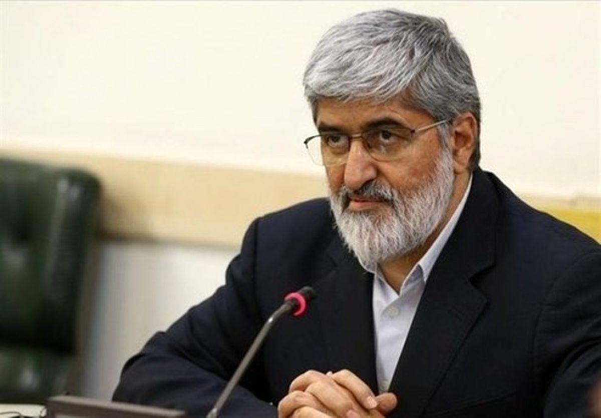 حمله علی مطهری به یارانه نقدی: مردم باید کار کنند و به دولت پول دهند