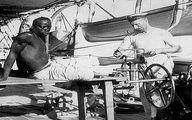 عکس: تصویر یک برده اواخر قرن نوزدهم