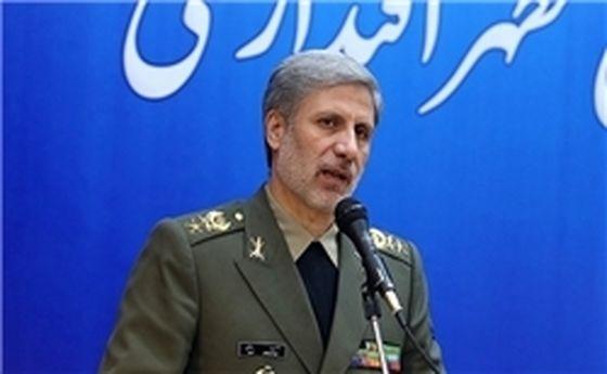 امیر حاتمی: در حوزه دفاعی به استقلال رسیدهایم