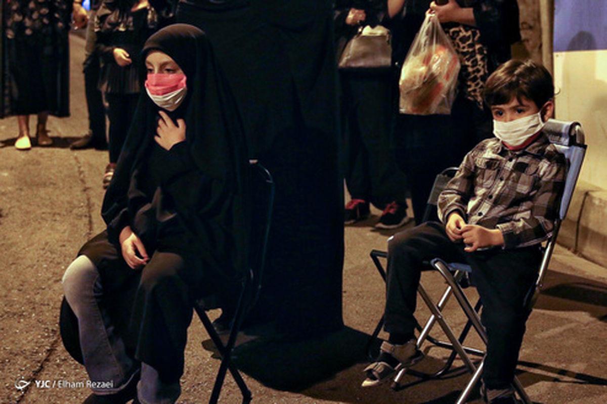 تصاویر: چهارپایه خوانی محمود کریمی