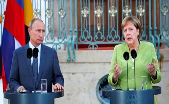پوتین: دخالت در امور داخلی بلاروس قابل قبول نیست