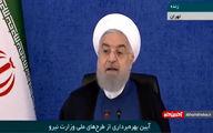 پیشنهاد روحانی به منتقدان: خدمات دولت را ببینید