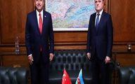 وزیران خارجه ترکیه و جمهوری آذربایجان گفتوگو کردند