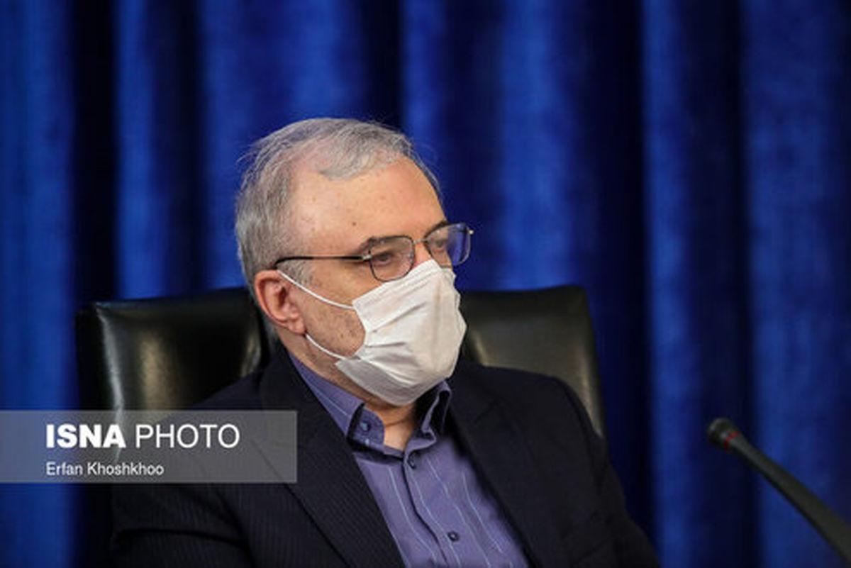 وزیر بهداشت: امسال عزاداری اربعین از راه دور برگزار شود