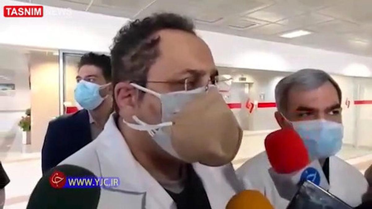 آخرین وضعیت علی انصاریان از زبان پزشکش