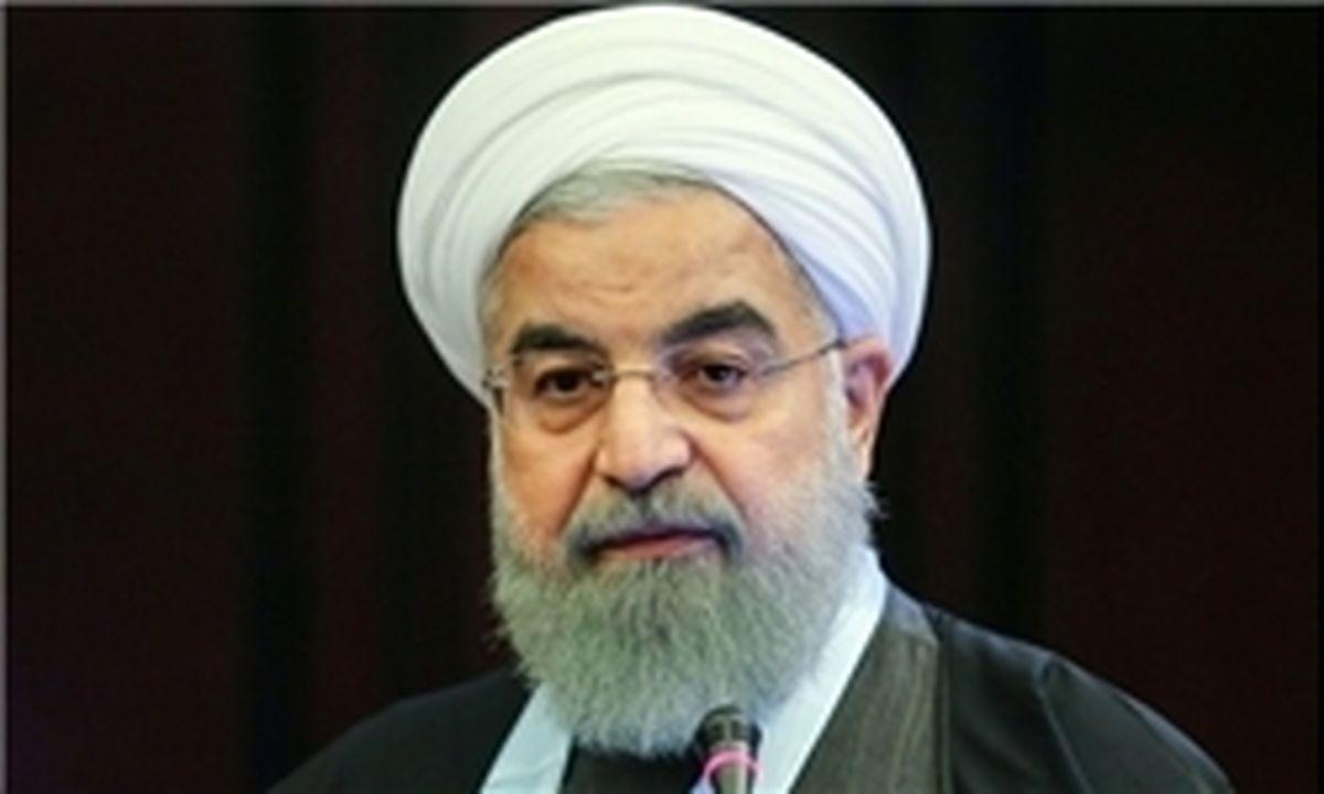 روحانی: غم هموطنان، برادران و خواهرانمان غم همه ما است