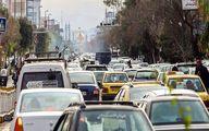 افزایش تردد خودروها در محدوده طرح جدید ترافیک