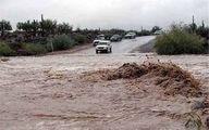 وضعیت امدادرسانی در مناطق سیلابی و برفی کشور