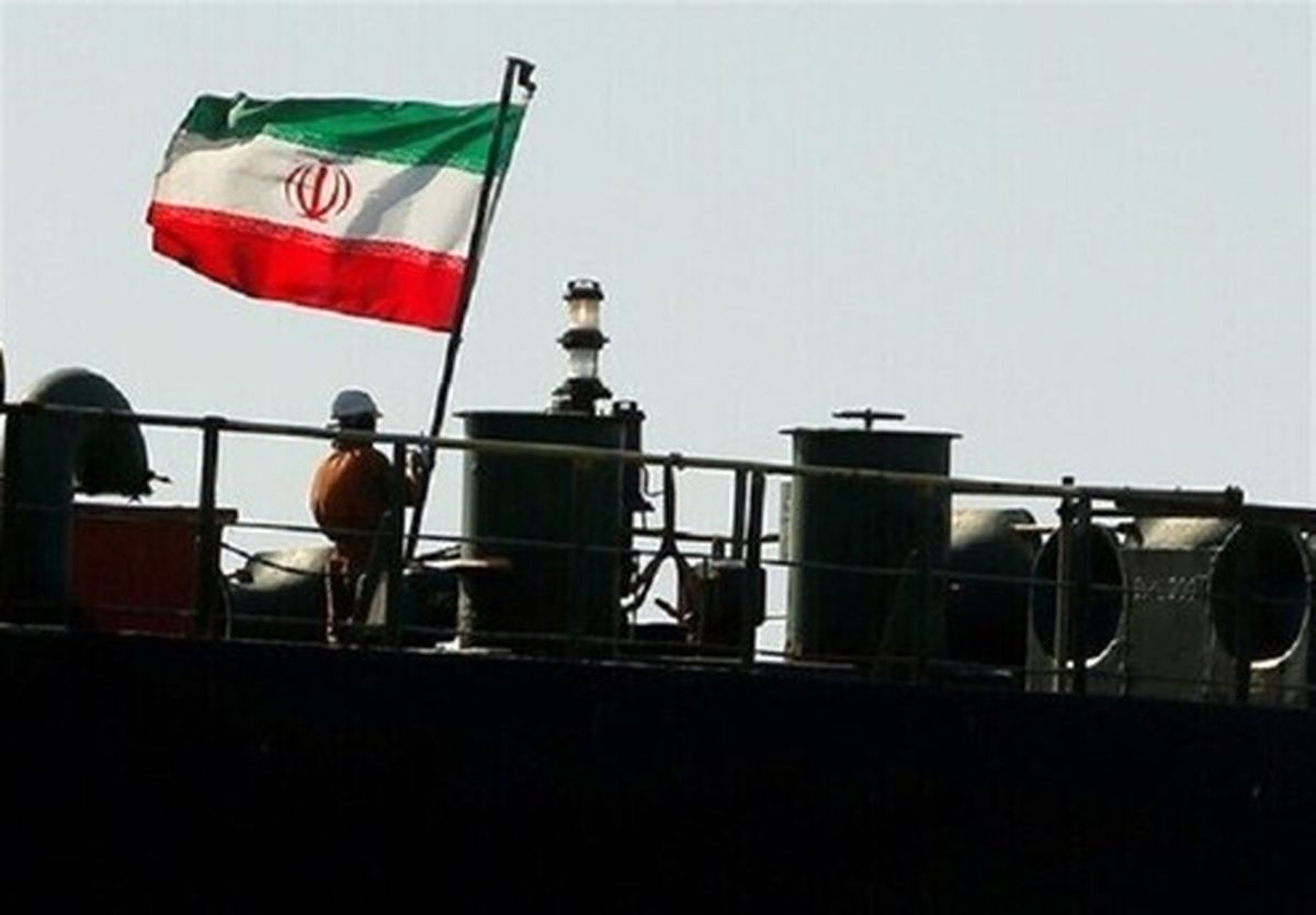 غرق یک کشتی ایرانی در آبهای سرزمینی عراق