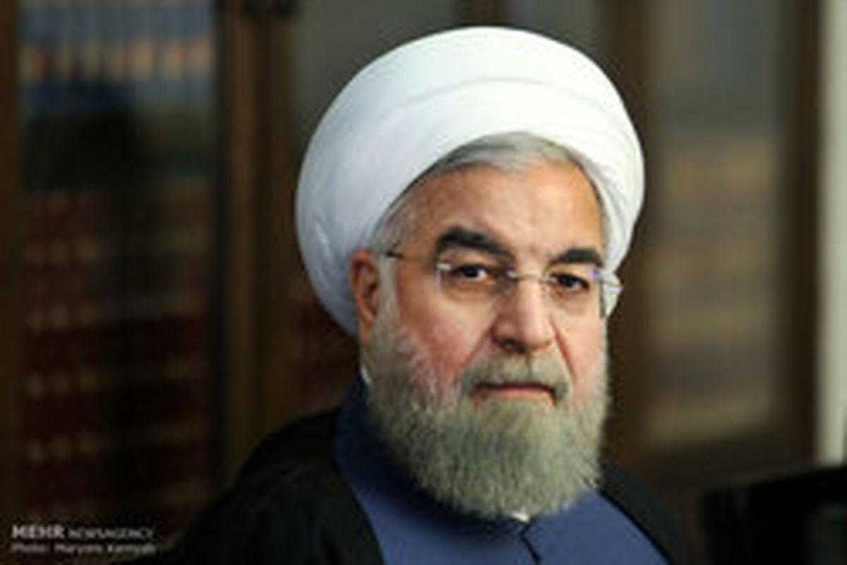 روحانی: خروج آمریکا از برجام به نفع هیچ کسی نیست
