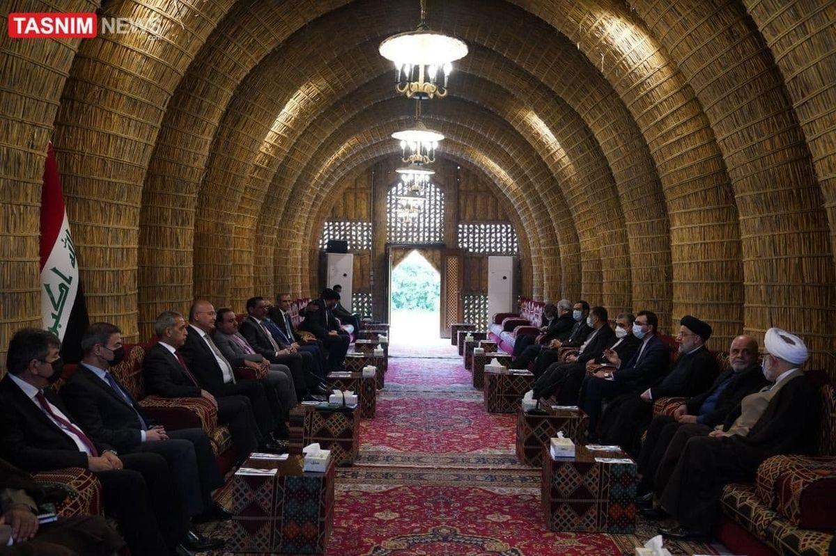 رئیسی: عراق زندانیان ایرانی محبوس را عفو کند