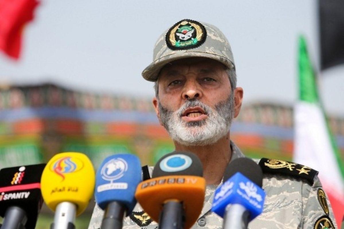 هشدار رزمایش اخیر ارتش برای دشمنان ملت و بدخواهان نظام
