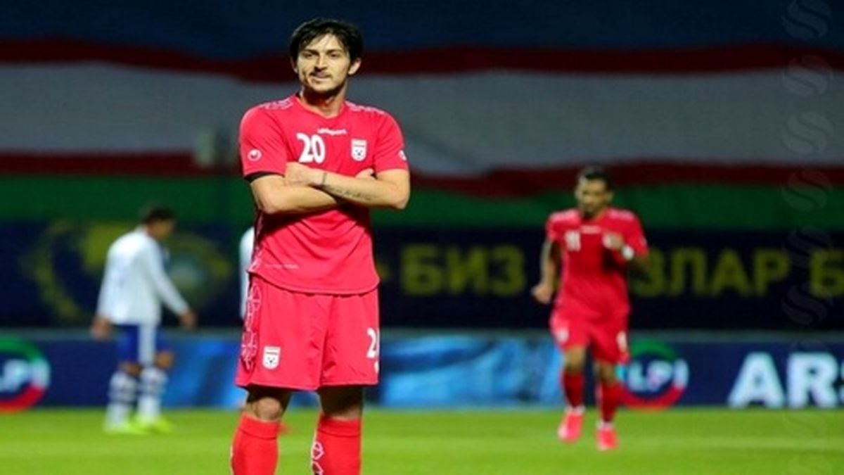 سردار آزمون به تیم ملی فوتبال ایران دعوت شد