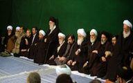 مراسم بزرگداشت آیت الله شاهرودی با حضور رهبر انقلاب