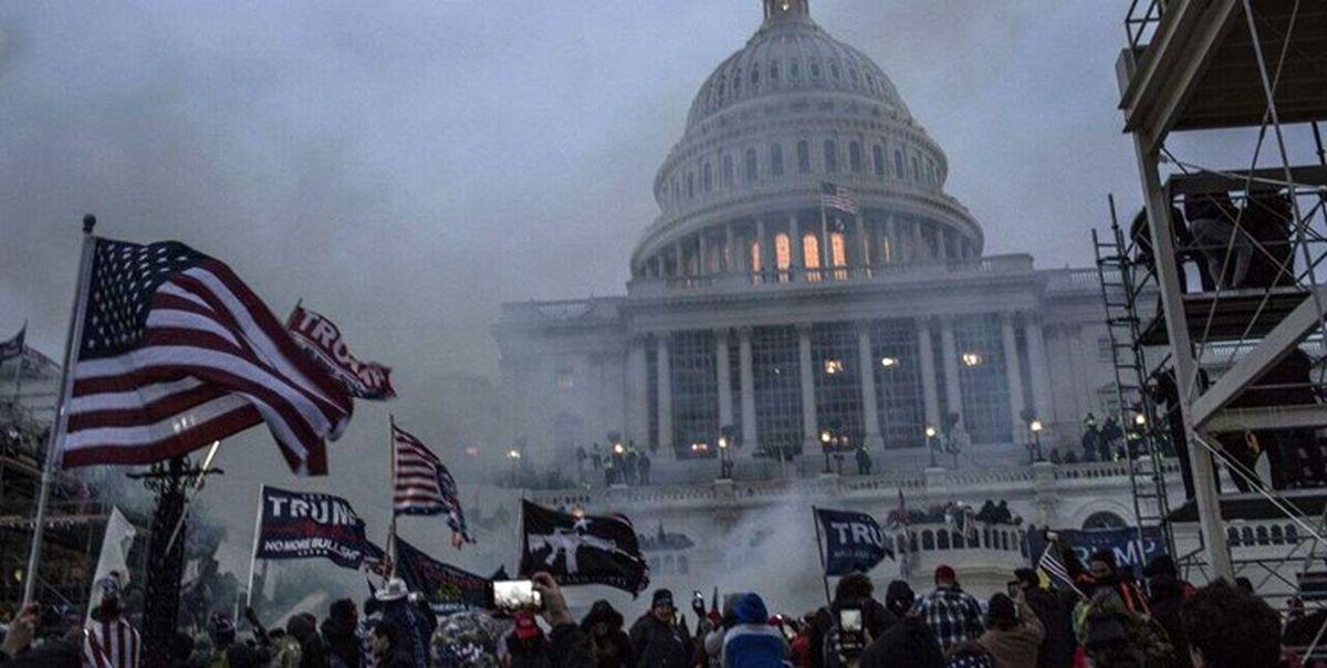 افشاگری عجیب درباره حمله به کنگره آمریکا