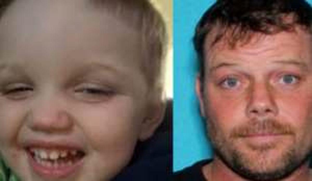 پلیس در تعقیب پدر بچه دزد +عکس