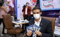 تصاویر: سی دی های برنامه انتخاباتی سعید محمد