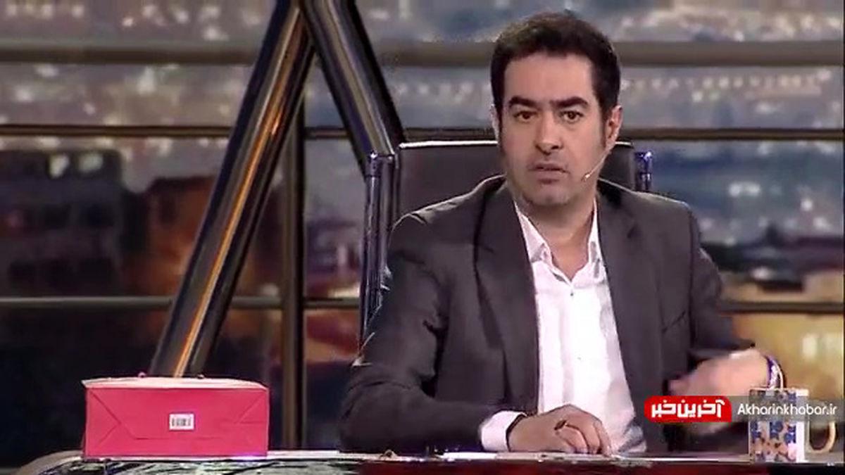 ماجرای عجیب ممنوع الکاری شهاب حسینی! +فیلم