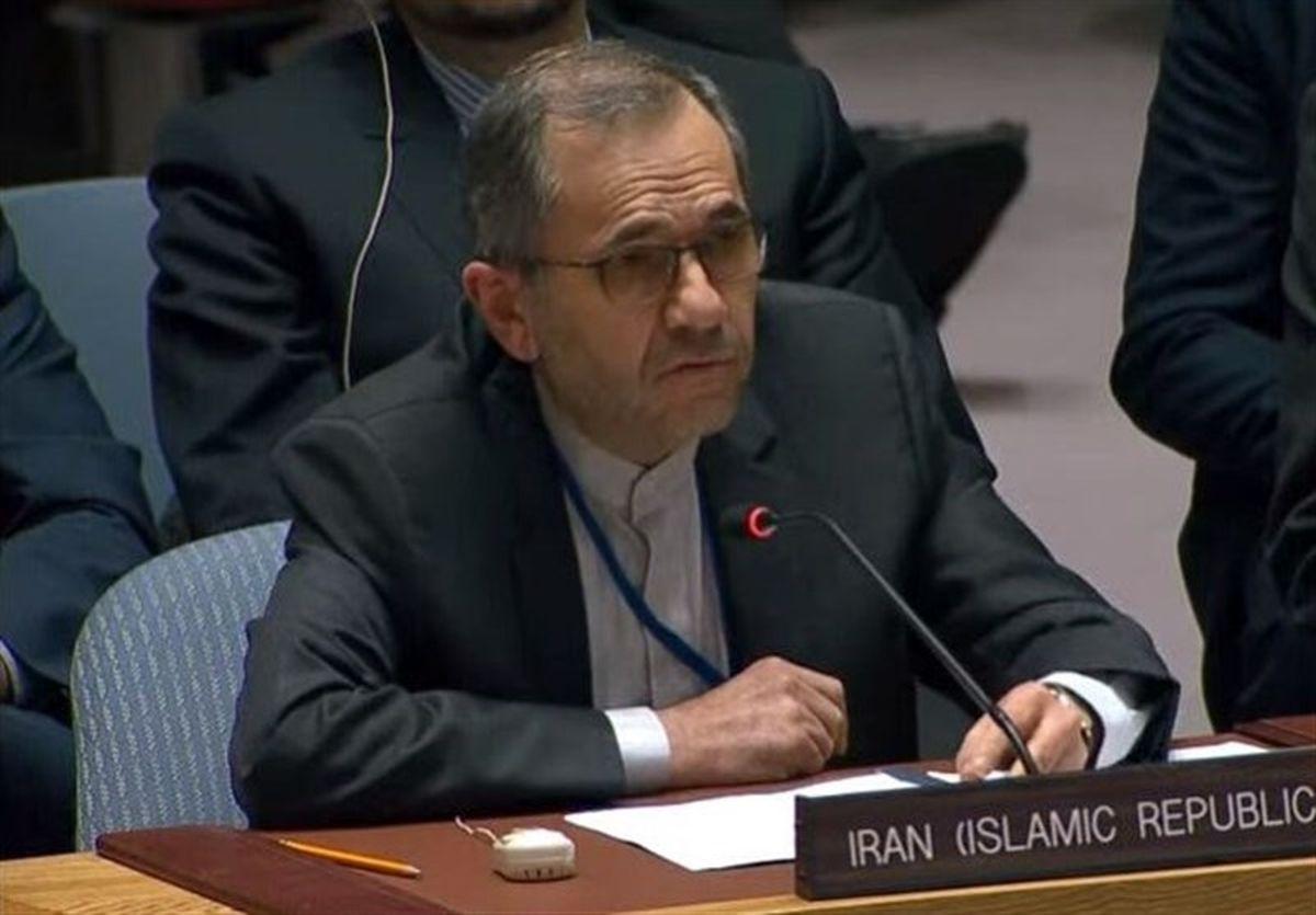 هشدار تخت روانچی درباره سلاحهای شیمیایی رژیم صهیونسیتی