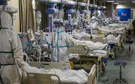 زالی: میزان ورودی کرونایی ها به بیمارستانها همچنان بالا است