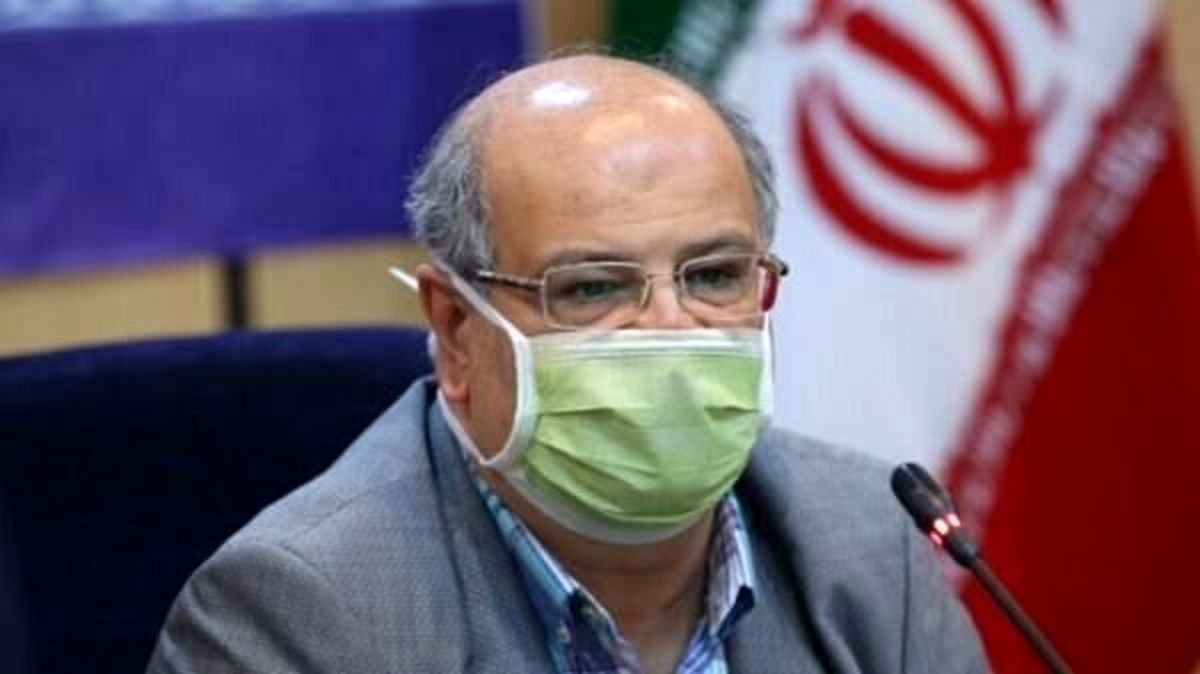 یک سوم فُوتیهای امروز کرونا در تهران +فیلم